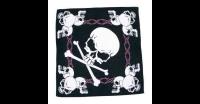 Totenkopf-Tuch